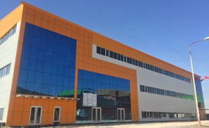 Algeria Steel Factory Building