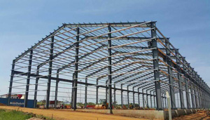 Uganda Project - Prefabricated Steel Structure Warehouse.jpg
