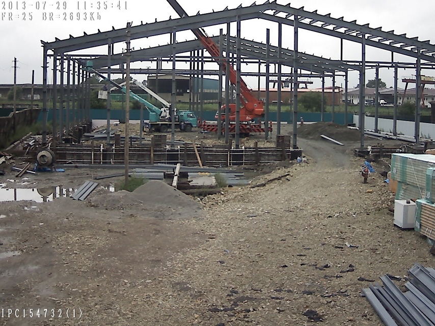 Refrigerated Warehouse - Fruit Vegetable Cold Storage Warehouse Construction