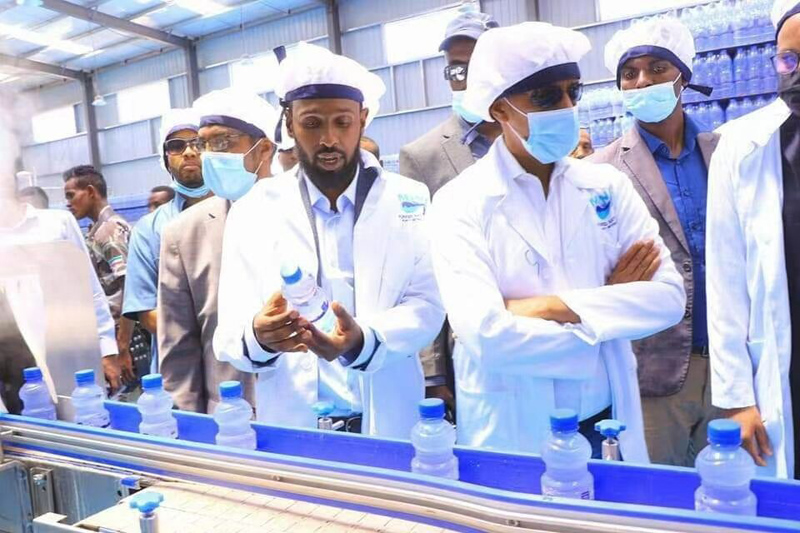 Ethiopia Bottled Mineral Water Plant Project