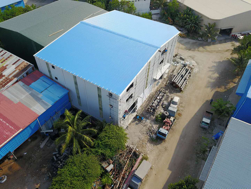 Maldives Steel Warehouse